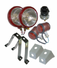 Lighting Kit (Economy Head Lamps)